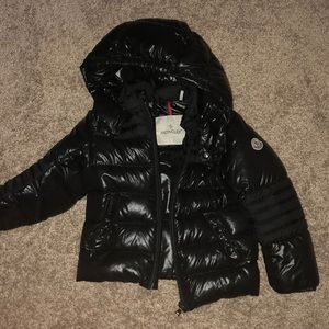 Moncler kids puffer jacket size 3